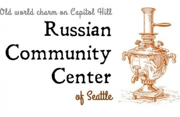 Russian Community Center of Seattle Logo